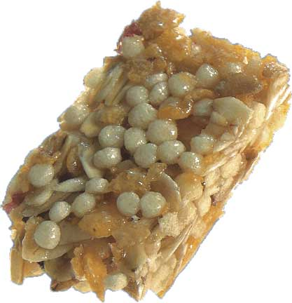 Kosher Gelatin Cereal Bar